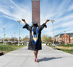 Amber Jones - Class of 2017 (North Carolina A&T State University)