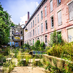Glencoe-Auburn Hotel in Cincinnati. The Glencoe-Auburn Hotel and Glencoe-Auburn Place Row Houses were built in the late 1800's and are listed on the U.S. National Register of Historic Places. The complex was abandoned for years and was torn down in March 2013.