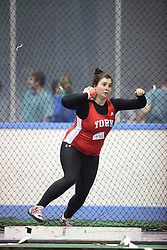 London, Ontario ---11-01-22---   Justine Vidal of the York Lions competes at the 2011 Don Wright meet at the University of Western Ontario, January 22, 2011..GEOFF ROBINS/Mundo Sport Images.
