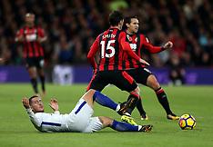 Bournemouth v Chelsea, 28 Oct 2017
