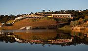 Varginha_MG, Brasil...Condominios de luxo e hoteis em expansao às margens do Lago de Furnas em Varginha, Minas Gerais..Luxury condominiums and hotels in expansion on the shores of Furnas Lake  in Varginha, Minas Gerais..Foto: LEO DRUMOND / NITRO