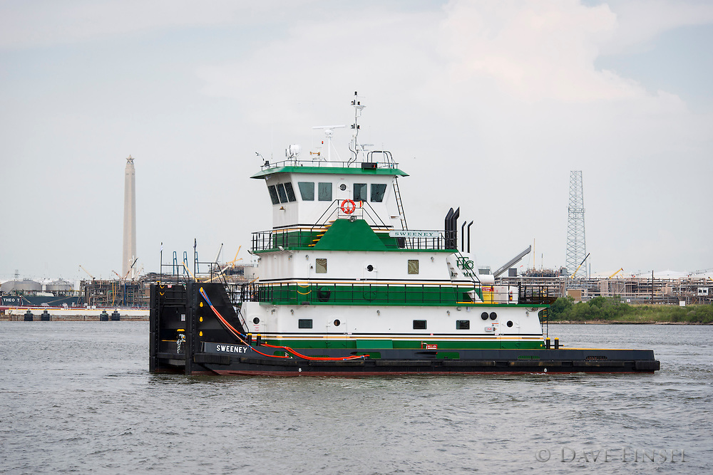 Higman Marine Services M/V Sweeney, July 14, 2014.