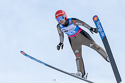 30.01.2016, Normal Hill Indiviual, Oberstdorf, GER, FIS Weltcup Ski Sprung Ladis, Bewerb, im Bild Katharina Althaus (GER) // Katharina Althaus go Germany during her Competition Jump of FIS Ski Jumping World Cup Ladis at the Normal Hill Indiviual, Oberstdorf, Germany on 2016/01/30. EXPA Pictures © 2016, PhotoCredit: EXPA/ Peter Rinderer