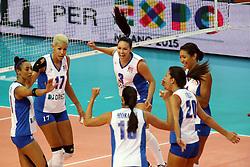 Team Puerto Rico celebrate