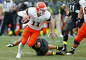NCAA Football - Purdue Boilermakers v Bowling Green Falcons - West Lafayette, IN