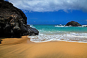 Ha'ena Point Kauai Beach