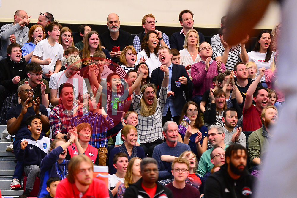 - Photo mandatory by-line: Dougie Allward/JMP - 06/03/2020 - BASKETBALL - SGS Wise Arena - Bristol, England - Bristol Flyers v Leicester Riders - British Basketball League Championship