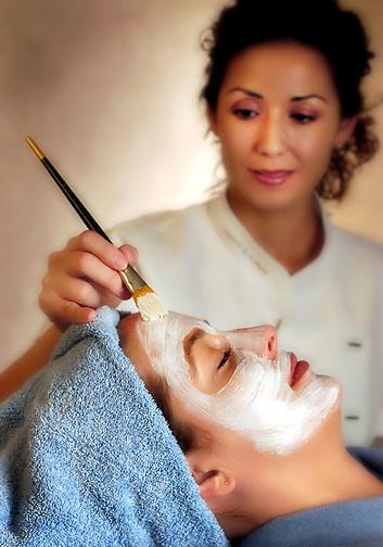 Spa Facial Treatment