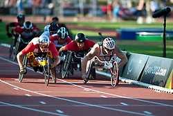 HUG Marcel, SUI, CAN, 5000m, T54, 2013 IPC Athletics World Championships, Lyon, France
