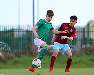 U17: Cork City 2 - 0 Cobh Ramblers : 28th April 2018