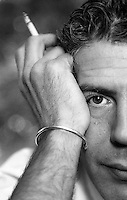Anthony Bourdain, chef, American, author, television personality