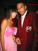 "Bai Ling & Chris ""Ludacris"" Bridges.LA Confidential Party Pre Golden Globe.Whiskey Blue at W Hotel.Westwood, CA, USA.Saturday, January 13, 2007.Photo By Celebrityvibe.com.To license this image please call (212) 410 5354; or.Email: celebrityvibe@gmail.com ;.Website: www.celebrityvibe.com"