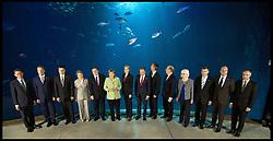Baltic Summit Family photo . Photo By imago/i-Images