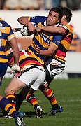 BOP's Jason Hona during the Air New Zealand Cup rugby match between Waikato and Bay of Plenty won by BOP 32-16 at Bay Park Stadium, Tauranga, New Zealand, Saturday 22 August 2009. Photo: Stephen Barker/PHOTOSPORT