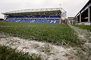 A general view of the stadium before the EFL Sky Bet League 1 match between Peterborough United and Rochdale at London Road, Peterborough, England on 12 January 2019.