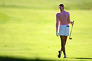 Natalie Gulbis (Usa) competes during the practice round of LPGA Evian Championship 2018, Day 2, at Evian Resort Golf Club, in Evian-Les-Bains, France, on September 11, 2018, Photo Philippe Millereau / KMSP / ProSportsImages / DPPI