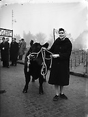 1958 - 09/12 Dublin Fat Stock Show and Sale