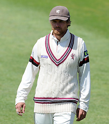 Somerset's James Hildreth Photo mandatory by-line: Harry Trump/JMP - Mobile: 07966 386802 - 27/05/15 - SPORT - CRICKET - LVCC County Championship - Division 1 - Day 4 - Somerset v Yorkshire - The County Ground, Taunton, England.