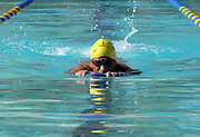 Clients swim at the West Social Center facility of Green Valley Recreation, Inc., Green Valley, Arizona, USA.