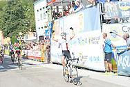 Ciclismo giovanile, 17A Coppa Rosa, Borgo Valsugana 10 settembre 2016<br /> Prima Classificata: Kock Franziska<br />  &copy; foto Daniele Mosna