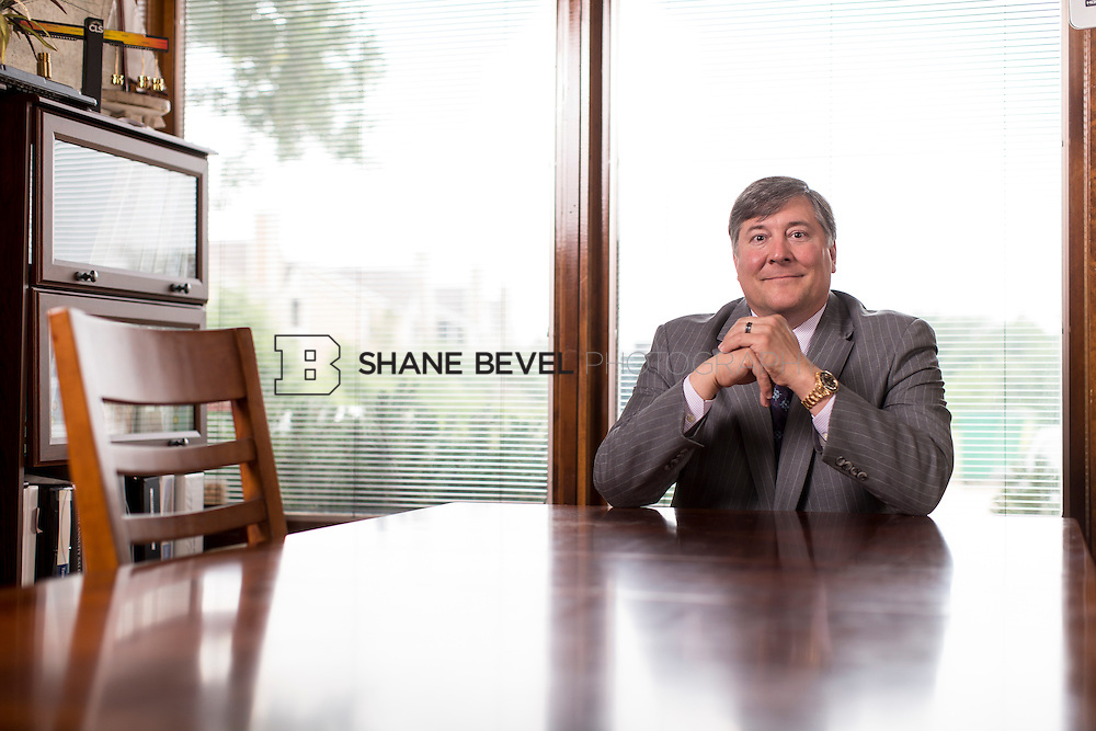 5/27/14 10:59:34 AM -- Chuck Bigbie with Woodland for ProAdvisors.<br /> <br /> Photo by Shane Bevel