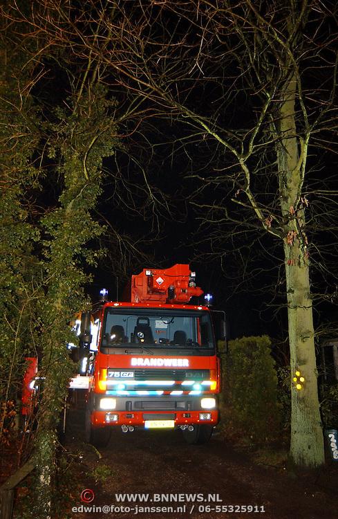 Brand Naarderstraat Huizen,