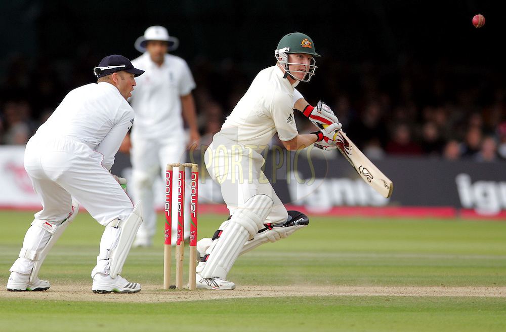 © Andrew Fosker / Seconds Left Images 2009 - Brad Haddin frustrates England    England v Australia - The Ashes 2009 - Second npower Test  Match - Day 4 - 19/07/09 - Lord's Cricket Ground - St.  John's Wood - London - UK - All Rights Reserved