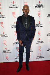 September 29, 2018 - Los Angeles, CA, U.S. - 29 September 2018-  Los Angeles, California - Karamo Brown, Equality California 2018 Los Angeles Equality Awards held at The JW Marriott Los Angeles at L.A. LIVE. Photo Credit: Faye Sadou/AdMedia (Credit Image: © Faye Sadou/AdMedia via ZUMA Wire)