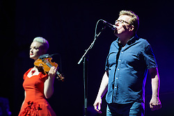 The Proclaimers at Edinburgh Castle 21 July 2019; The Proclaimers play their home town with a live show at Edinburgh Castle. <br /> <br /> (c) Chris McCluskie | Edinburgh Elite media