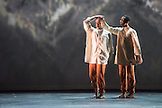 The BBC presents the Grand Final of  BBC Young Dancer 2015 at Sadler's Wells Theatre, London. Picture features: Jacob O'Connell