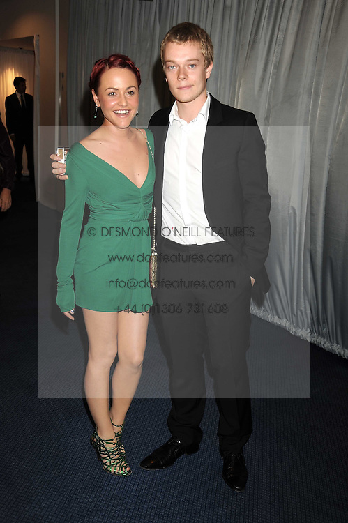 JAIME WINSTONE and ALFIE ALLEN at the GQ Men of the Year Awards held at the Royal Opera House, London on 2nd September 2008.<br /> <br /> NON EXCLUSIVE - WORLD RIGHTS