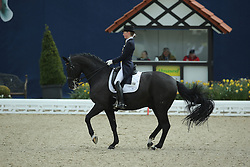 Rothenberger Sanneke, (GER), Deveraux OLD<br /> Qualification Grand Prix Kur<br /> Horses & Dreams meets Denmark - Hagen 2016<br /> © Hippo Foto - Stefan Lafrentz