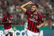AC Milan v Universitatea Craiova - Europa League PO