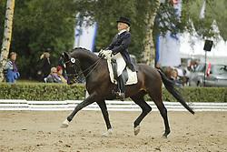 SELENZ Inga, Mendocino 13<br /> Trakehner Bundesturnier - 2011<br /> (c) www.sportfotos-Lafrentz. de/Stefan Lafrentz