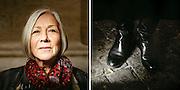 Judy, 72 years old. Toronto, Canada. <br /> Rome 09 December 2015. Christian Mantuano / OneShot