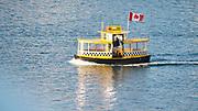 Water Taxi, Victoria Harbor, Victoria, Vancouver Island, British Columbia, Canada