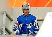 © Filippo Alfero<br /> Cesana Pariol (TO), 29-12-2006<br /> Sport, slittino<br /> Campionati Italiani Assoluti di Slittino<br /> Nella foto: Armin Zoeggeler<br /> <br /> © Filippo Alfero<br /> Cesana Pariol, Italy, 29-12-2006<br /> Luge<br /> Luge Italian Championship<br /> In the photo: Armin Zoeggeler