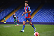 Chung-Yong Lee watches the play during the Final Third Development League match between U21 Crystal Palace and U21 Bristol City at Selhurst Park, London, England on 3 November 2015. Photo by Michael Hulf.