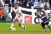 Dimitri PAYET - 31.01.2015 - Marseille / Evian Thonon - 23eme journee de Ligue 1 -<br />Photo : Gaston Petrelli / Icon Sport