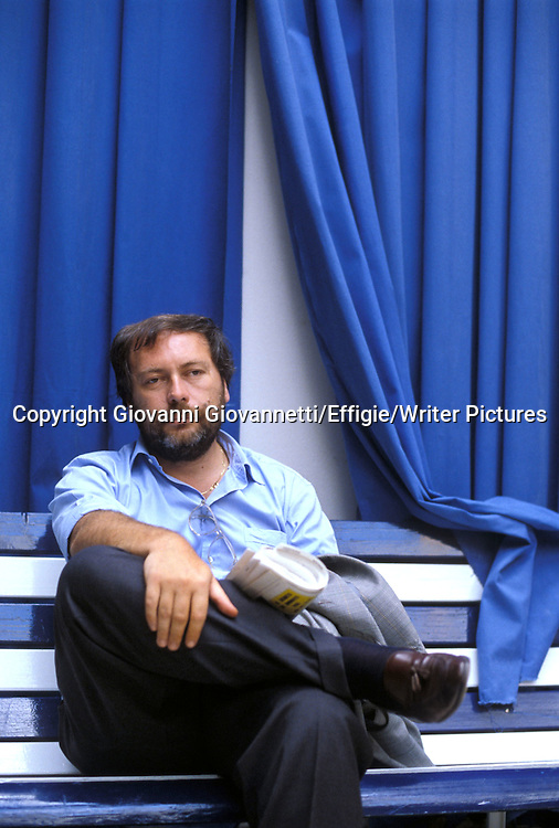 Giancarlo Cesana<br /> <br /> <br /> 17/07/2009<br /> Copyright Giovanni Giovannetti/Effigie/Writer Pictures<br /> NO ITALY, NO AGENCY SALES
