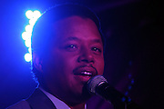 Terrence Howard at rehearsals for 'The Beat of Chic'  event held at Blooomingdale's on September 3, 2008..Michael Gould, Chairman & CEO of Bloomingdale's and Lisa Robinson, Contributing Editor for Vanity Fair, will host ' The Beat of Chic' party which celebrates new talent, fashion and music.