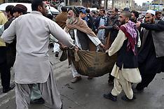 JAN 10 2013 Bomb Blast - Quetta