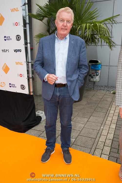 NLD/Hilversum/20180828 -  Persviewing nieuw tv-seizoen NPO, Andre van Duin