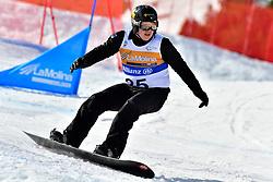 SUUR-HAMARI Matti, SB-LL2, FIN, Snowboard Cross at the WPSB_2019 Para Snowboard World Cup, La Molina, Spain