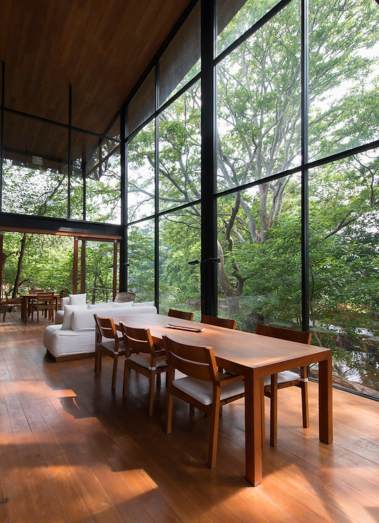 Kalundewa Retreat. Dambulla.<br /> Architect: Sanath Liyanage