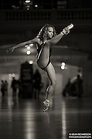 Dance As Art The New York City Photography Project Grand Central Terminal Series with dancer Brogan Roth