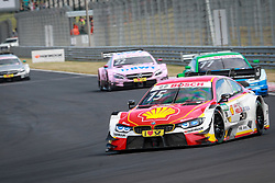 June 17, 2017 - Budapest, Hungary - Motorsports: DTM race Budapest, Saison 2017 - 3. Event Hungaroring, HU, # 15 Augusto Farfus (BRA, Team RM, BMW M4 DTM) (Credit Image: © Hoch Zwei via ZUMA Wire)