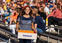 AMSTELVEEN -  Ijs van Rabobank,   . Semi Final Pro League  women, Argentina-Australia (1-1) . Austr. wns. COPYRIGHT KOEN SUYK