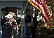 2013 Wurtsboro Veterans Day ceremony