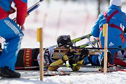 FLEIG Martin, GER, Biathlon Pursuit, 2015 IPC Nordic and Biathlon World Cup Finals, Surnadal, Norway